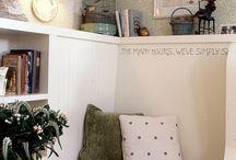 Home interiors: SCS '14 / Home interiors / by April Heather Davulcu  /  April Heather Art