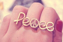 ☮ Ring ☮  / by Hippie ☮ Style
