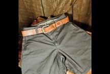 Men's Shorts by Buffalo Jackson / by Buffalo Jackson Trading Co