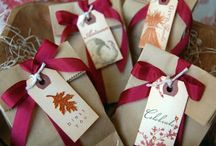 Packaging / For weddings, special events, small business, expos, and more / by Expressions of You Event & Weddings Solutions