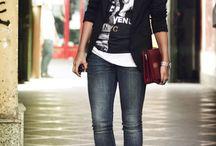 Outfit Inspiration!! / by Rashell Szybiak