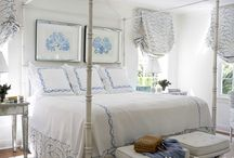 Bedrooms / by Naomi Baxter