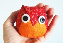 OWLS / by Stitch and Sparkle