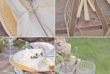 Wedding reception ideas / by sharon Jacobi