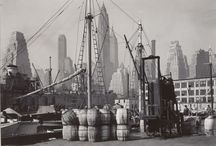 Fulton Fish Market & South Street, New York / by The NewYorkologist