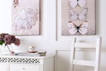 Spring Wall Art New Launches / New launches to our beautiful wall art collection this spring.  / by Graham & Brown