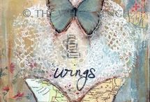 All Things Mixed media / by Lilith Eeckels