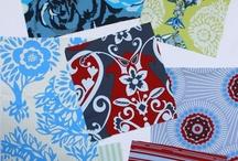Fabric / by Brooke Burns