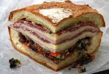 Sandwiches / by Anita Benton