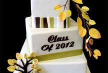 Graduation Cakes / by Pink Cake Box