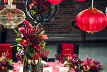 Chinese Decor Ideas / by Electric Karma by Therese Cole-Hubbs