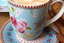 Tea Cuppage / by Elizabeth Larkin