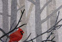 quilt birds / by beth harper