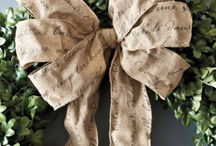 Christmas Decor / by Julie Goudreault