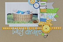 Scrapbooking - Baby / by Spotted Canary