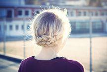 Pretty Hair / by Alli Barker
