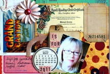 scrapbook layouts / by Sharon Paxton
