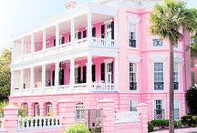 Pretty in pink / by Debra Grimaldi