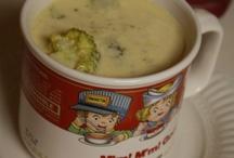 M'm! M'm! Soup / by Paula's Bread