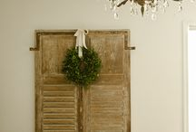 wall/decorations / by Katy Kirk