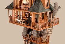 Doll Houses / by Terri Deeds