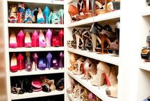 Shoes,shoes,shoes... / by Improbable Boudoir