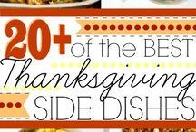 Thanksgiving! / by Cecilia De Motta