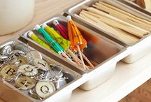 Tips And Tricks: Organizing / by Heather Pinasco