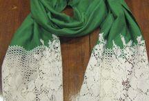 Crochet/Lace/Knitting / by Kanchan & Preeti K