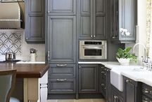 remodeling ideas - kitchen / by Lisa Simirenko