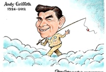 Tribute To Andy Griffith / by Pegasus