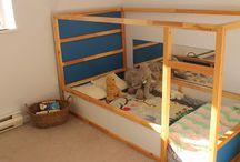 Rooms - Nursery / by Sarah Santoro