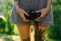 Camera & Tattoos / by YaYo