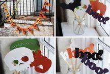 Halloween Party - Boooooo / by Bree Eaton