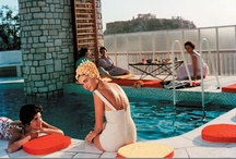 """Photographer: Slim Aarons / """"photographing attractive people doing attractive things in attractive places""""   / by Jessica Lundby"""