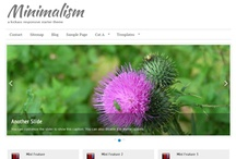 Responsive WordPress Themes / by Andy's Themes