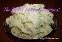 Side Dish Recipes / Side dish recipes / by Lauren Happel (MidgetMomma)