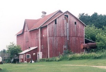 Barns, Bridges, Cabins, Mills, and Fences / by Marsha Wagoner