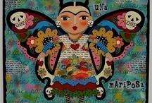 Frida K / by Lupita Ramirez-dudley