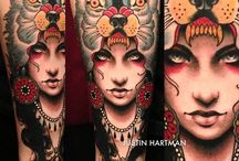 Tattoos / by James Carless
