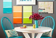 PAINT / Painting ideas / by The Glitzy Gal