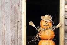 fall and halloween / by Deaune Cole