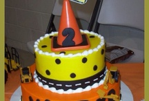 My cakes / Cakes that I decorate.  / by Herecomesthecakebyjudi Sandlin