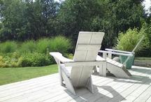 Outdoor Furniture / by Jennifer Tippett