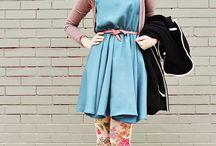 fashion i love / by Nellie Bellie (crafts, diy, recipes, minnesota, webdesign)