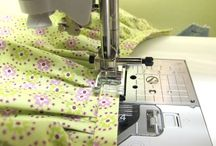 Kid sewing / by Erica Piner