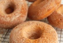 Donut Recipes / by Katie Shope