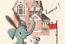 Cute Characters / by Christina Powell