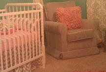 Nursery rooms / by Montanna Nicoson
