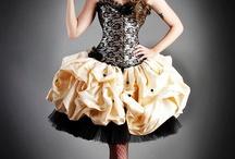 Steampunk Wedding Dress / by Indie Fashion Love